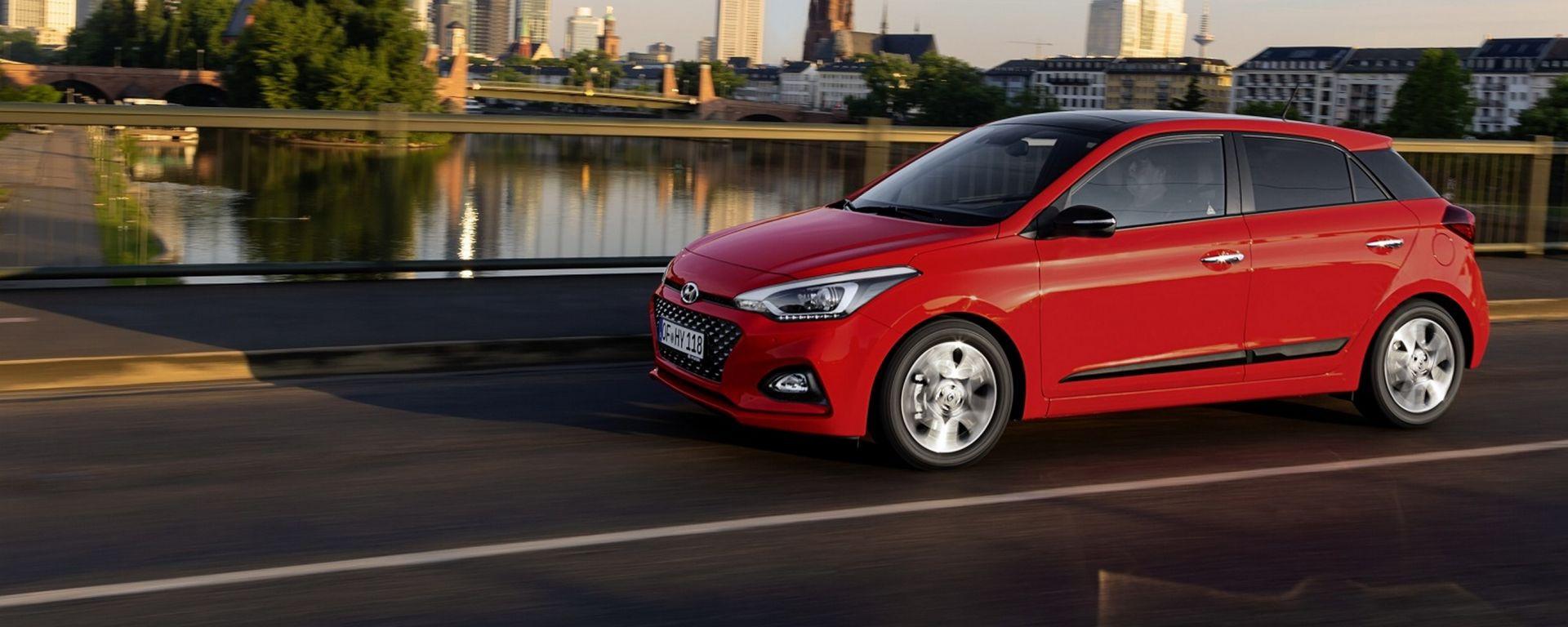 Hyundai i20: da oggi si compra su Amazon con lo sconto