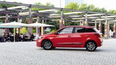 Hyundai i20: vista laterale