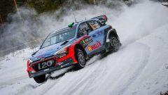 Hyundai i20 WRC 2016 - Rally di Svezia