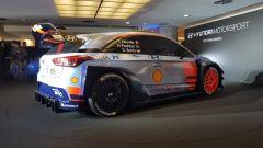 Hyundai i20 WRC 2017 - Hyundai Motorsport