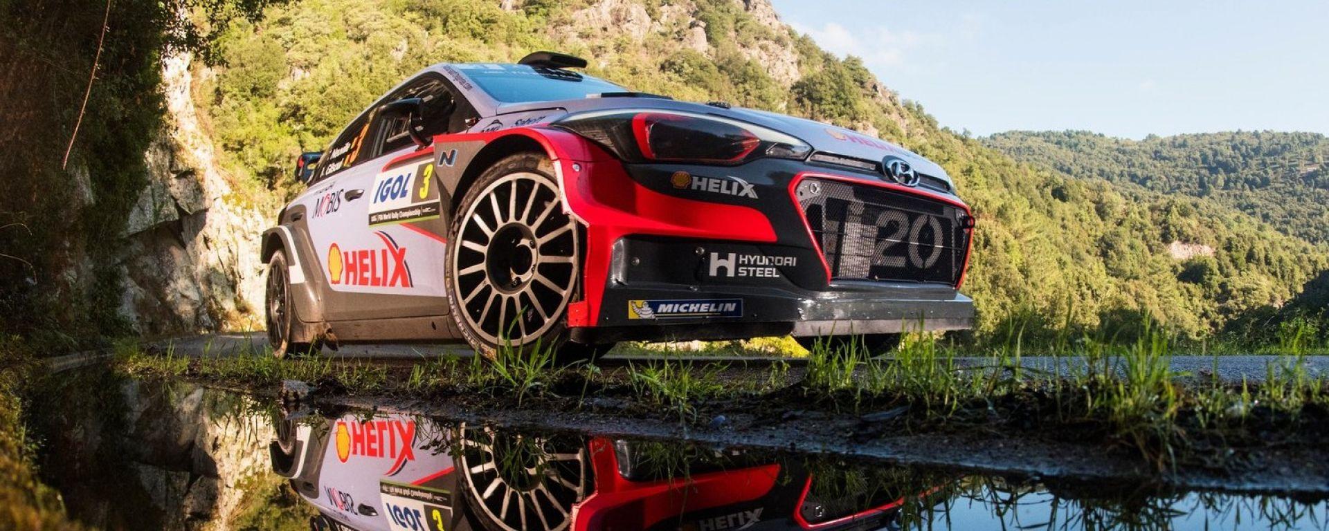 Hyundai i20 WRC - WRC 2016