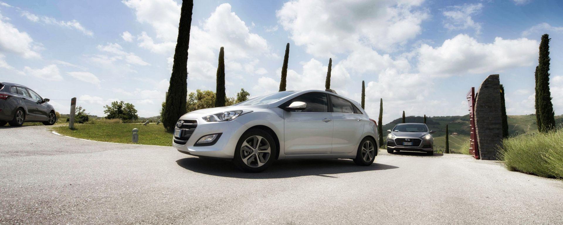Hyundai i30 2015 e Hyundai i30 Turbo