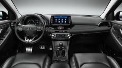 Hyundai I30 2017, la plancia