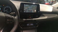 Hyundai i30 2017, navigatore