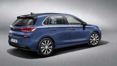Hyundai i30 2017, nuova generazione per l'Europa - Immagine: 4
