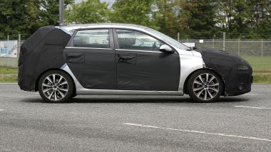 Hyundai i30 2020 facelift