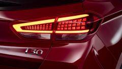 Hyundai i30 dettaglio posteriore