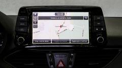 Hyundai i30 Fastback: display da 8 pollici touch