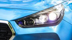 Hyundai i30 Fastback: luci full led