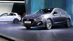Hyundai i30 Fastback: al Salone di Francoforte la berlina/coupé. Arriva nel 2018