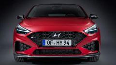 Hyundai i30 frontale