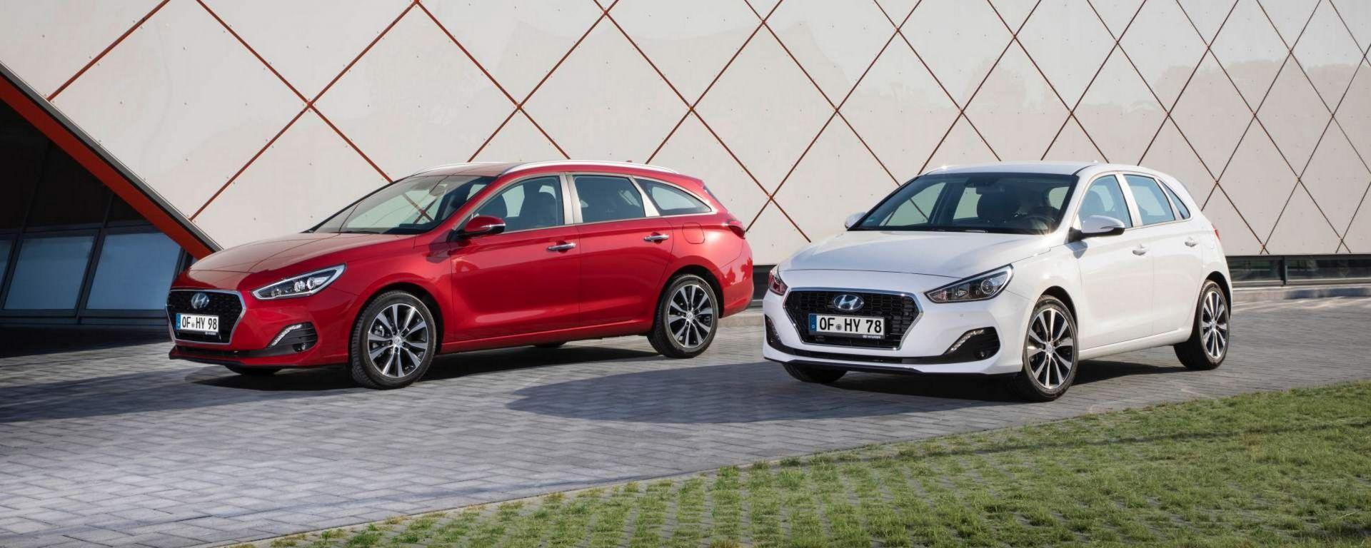 Hyundai i30 MY19: motori e infotainment si aggiornano