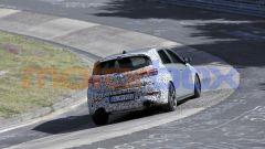Hyundai i30 N 2020, nei test al Nordschleife