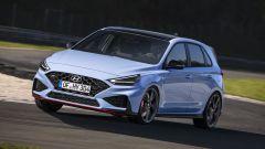 Hyundai i30 N 2021: cambia poco fuori, maggiormente dentro