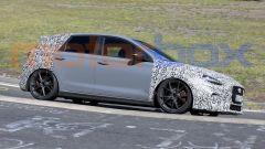 Hyundai i30 N 2021: foto spia del facelift