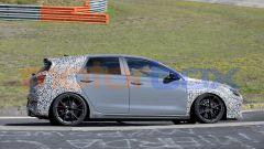 Hyundai i30 N 2021, i cambiamenti si concentrano nei fascioni anteriore e posteriore