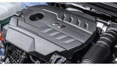 Hyundai i30 N 2021: il motore 2 litri turbo con cambio manuale a 6 rapporti o automatico a doppia frizione 8 marce (solo per Per