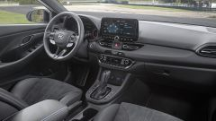 Hyundai i30 N 2021: la plancia