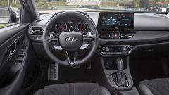 Hyundai i30 N 2021: l'abitacolo