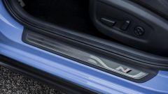 Hyundai i30 N - dettaglio battitacco