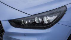 Hyundai i30 N - dettaglio faro