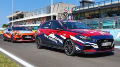 Hyundai i30 N e i30 N Fastback 2021, la nuova Safety Car della WorldSBK