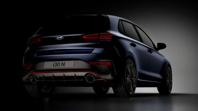 Hyundai i30 N facelift (2021)