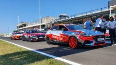 Hyundai i30 N Fastback 2021: alla guida della Safety Car della SBK