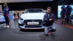 Hyundai i30 N Fastback: in video dal Salone di Parigi 2018 - Immagine: 2