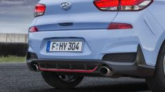 Hyundai i30 N - il doppio scarico