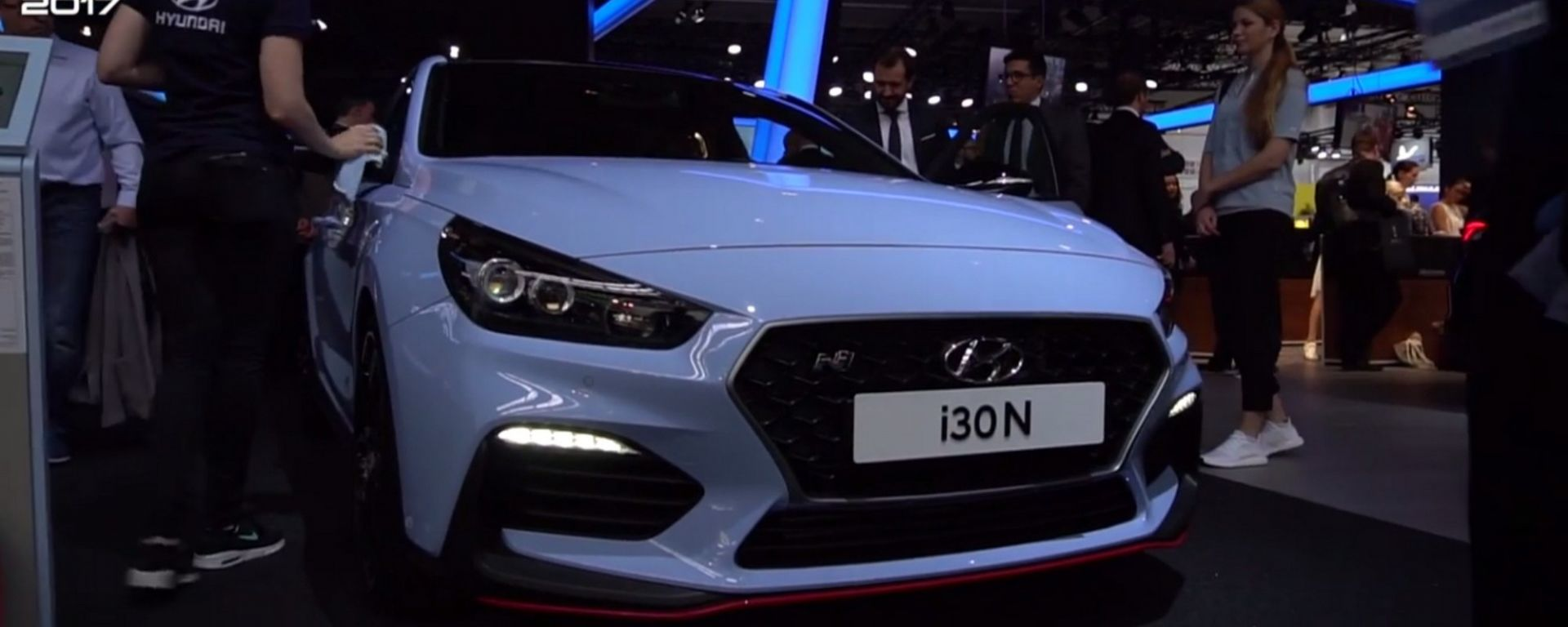 Hyundai i30 N: la coreana che viene dal Nurburgring