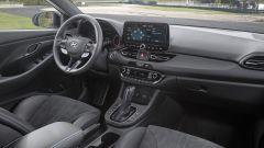 Hyundai i30 N, la plancia