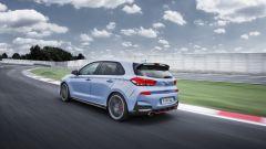 Hyundai I30 N Performance: 3/4 posteriore