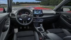 Hyundai I30 N Performance: gli interni