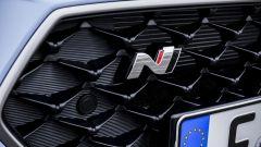 Hyundai I30 N Performance: il dettaglio della calandra