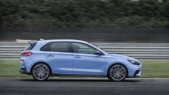 Hyundai I30 N Performance: vista laterale