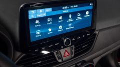 Hyundai i30 schermo