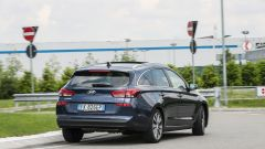 Hyundai i30 Wagon 1.6 Diesel 136 CV 7DCT: versatilità, comfort e capacità di carico ai massimi livelli  - Immagine: 3