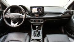Hyundai i30 Wagon - abitacolo