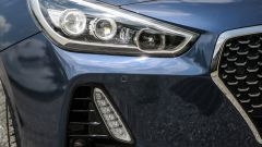 Hyundai i30 Wagon - dettaglio fari