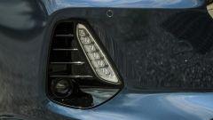 Hyundai i30 Wagon - dettaglio fendinebbia e luci diurne