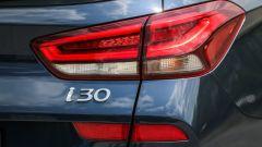Hyundai i30 Wagon - dettaglio luce posteriore