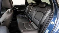 Hyundai i30 Wagon - i sedili posteriori