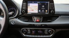 Hyundai i30 Wagon - infotainment e display touch 8