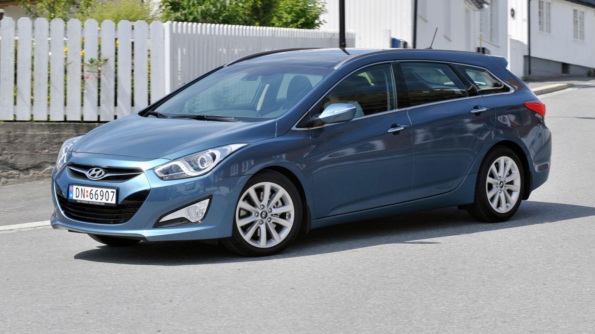 Immagine 7: Hyundai i40
