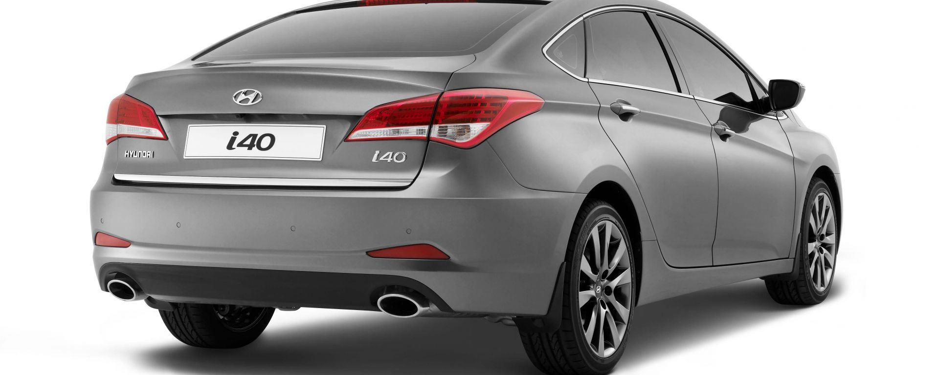 Hyundai i40 berlina, le prime foto in HD