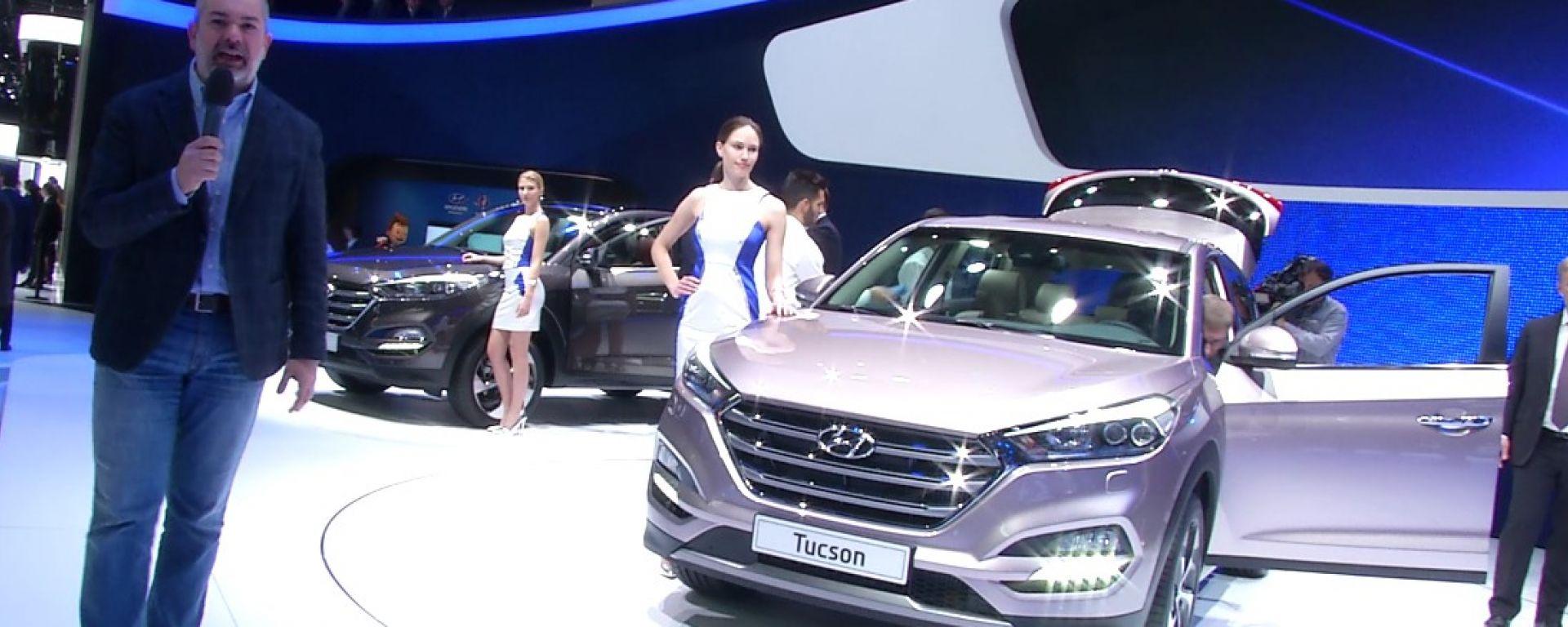 Hyundai: il video dallo stand