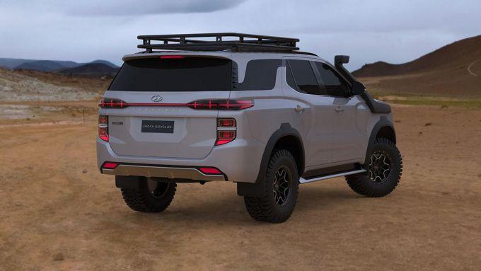 Hyundai: in arrivo un vero fuoristrada 4x4?
