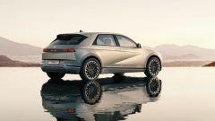 Hyundai Ioniq 5: 3/4 posteriore