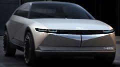 Hyundai Ioniq 5, sfugge la scheda tecnica del SUV elettrico - Immagine: 2